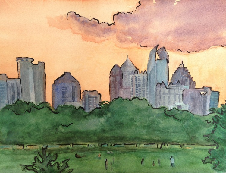 View from Piedmont Parkjpg
