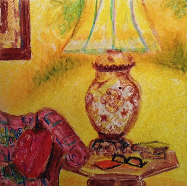 grandmothers-lamp
