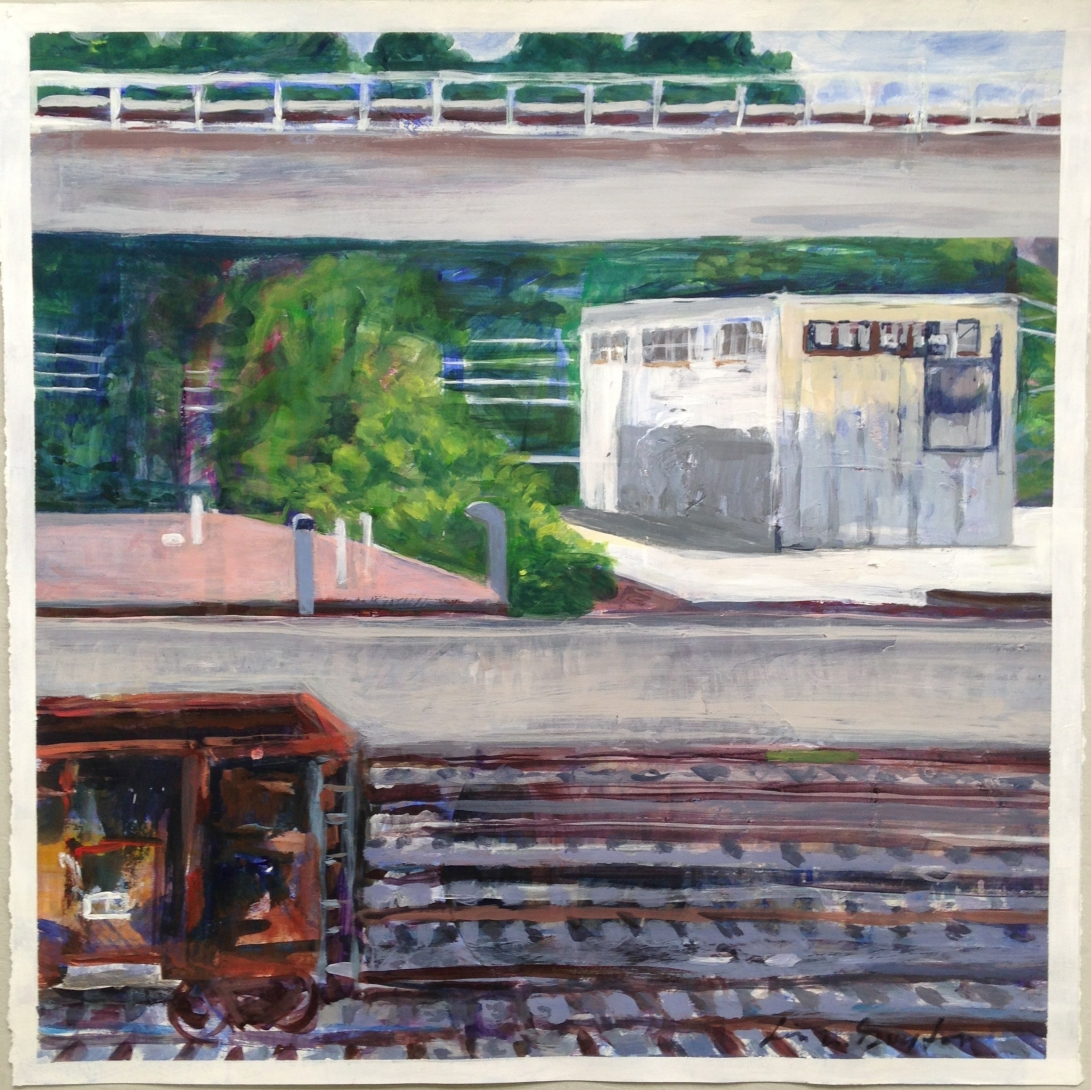 Train Yard One